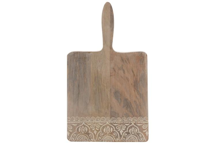 planche en bois décorative