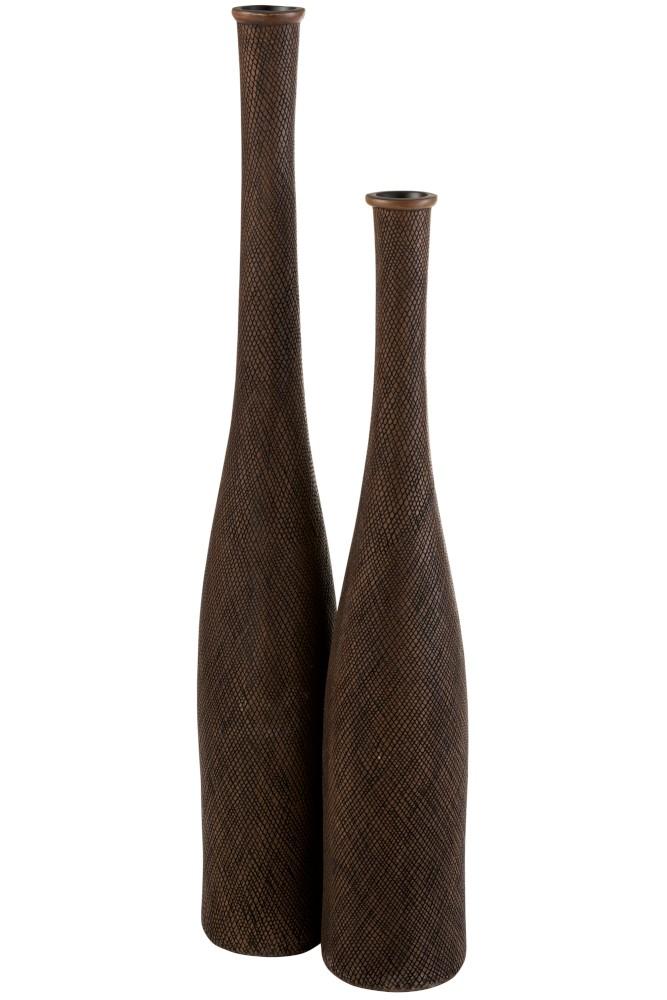 grand vase de style ethnique