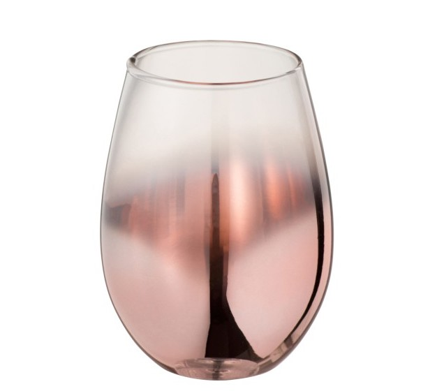 verre à eau cuivré