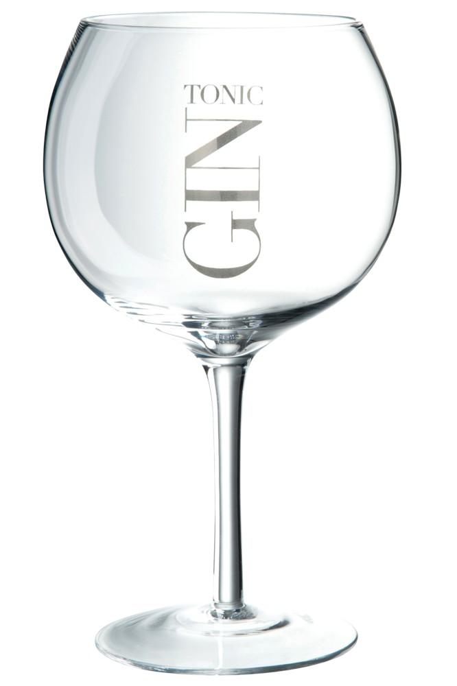 verre à gin tonic