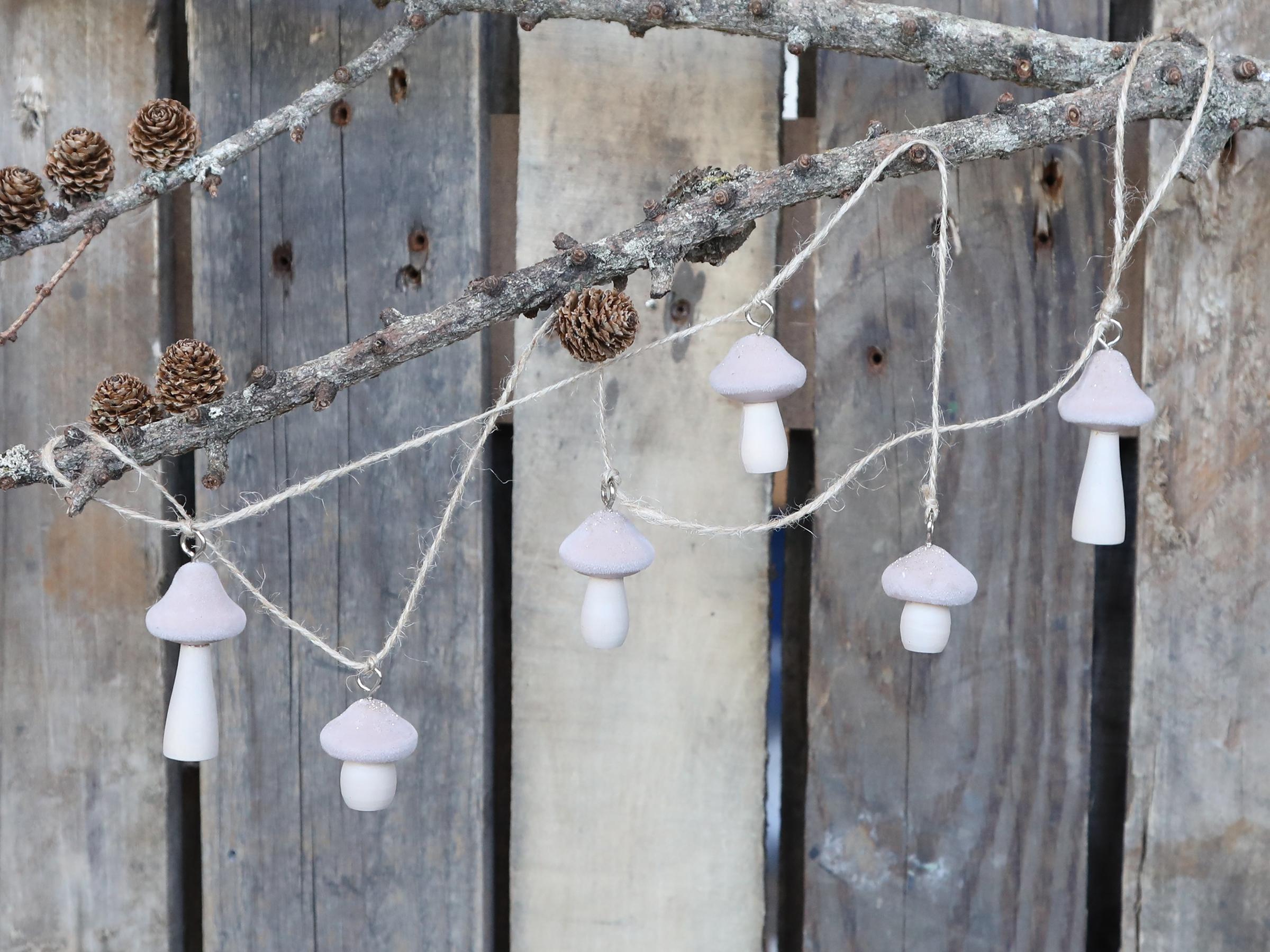 guirlande champignon