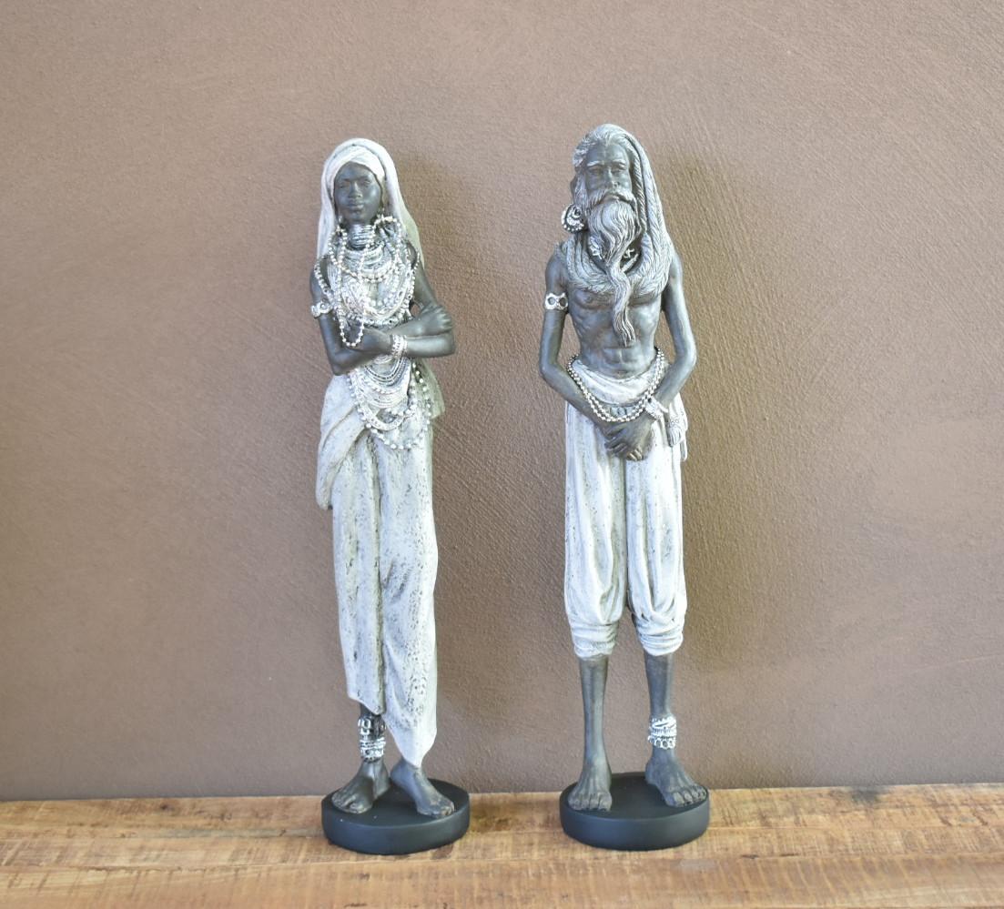 statue ethnique